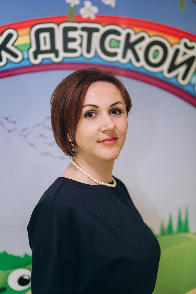 Ирина Сергеевна