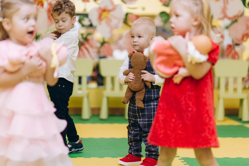 детский сад Мостик детской мечты, 8 марта 2021 - ясли