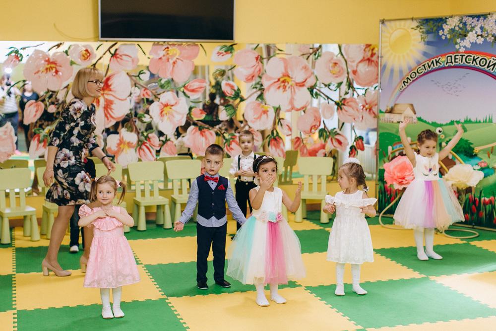 детский сад Мостик детской мечты, 8 марта 2021 - младшая группа