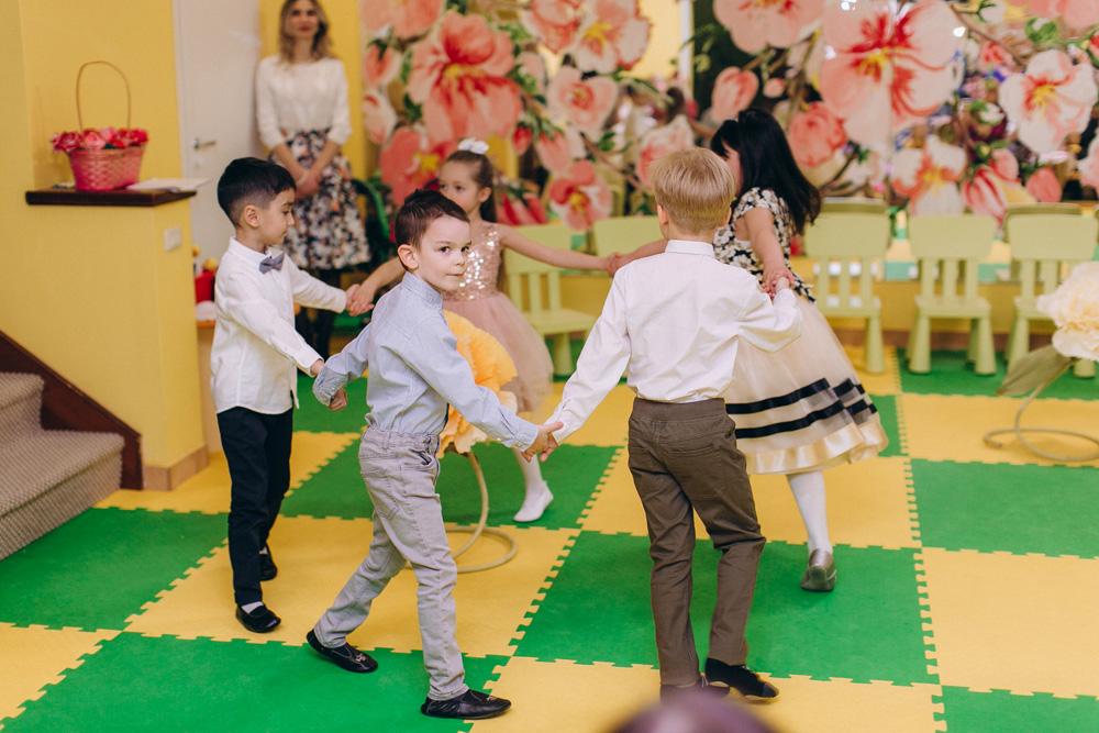 детский сад Мостик детской мечты, 8 марта 2021 — подготовительная группа